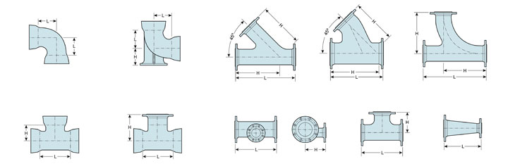 Pipe Fittings - FT Ductile